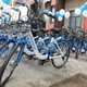 bluegogo pro可变速共享单车