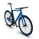 布加迪联合PG推出城市自行车