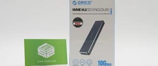 拆解报告:ORICO NVME M.2固态移动硬盘盒