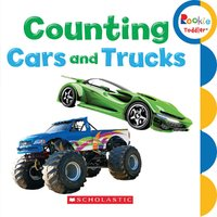 (进口原版) 学乐 幼儿ABC Counting Cars and Trucks