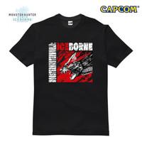 【预售】CAPCOM MHW:IceBorne 布施龙太 迅龙 T恤 XL