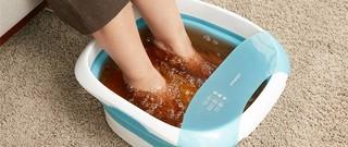 8.16首选:可缓解疲劳、促进血液循环,乐伽折叠足浴盆让你从此爱上按摩脚底