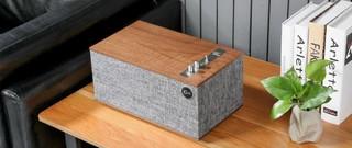 经典设计古典韵味!杰士木质音箱测评