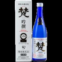 山田锦:加藤吉平商店 梵 纯米大吟酿 清酒 720ml