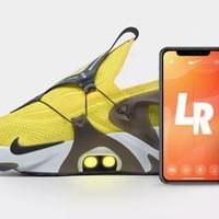 Siri语音自动系带:NIKE 耐克 ADAPT HUARACHE 休闲运动鞋 即将发售