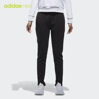 阿迪达斯adidas官方neo女子运动裤黑CZ1671如图M