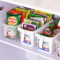 厨房橱柜置物框 长方形整理盒