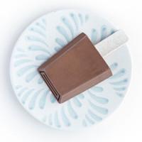钟薛高 巧克力冰淇淋雪糕 甜蜜系列 丝绒可可*10 巧克力口味 10片装