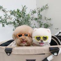 THEPAWS奶包百丽棒韩国爱心宠物墨镜狗狗猫咪搭配饰品拍照太阳镜
