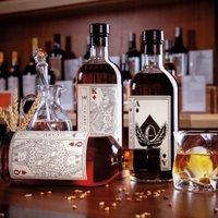 """用""""扑克""""贴牌的日威,或将成为拍卖史上最贵威士忌"""