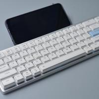 达尔优超薄系列再进化—达尔优EK868双模机械键盘上手