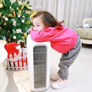 试用了信山RHT空气净化器,我不想用松下了!
