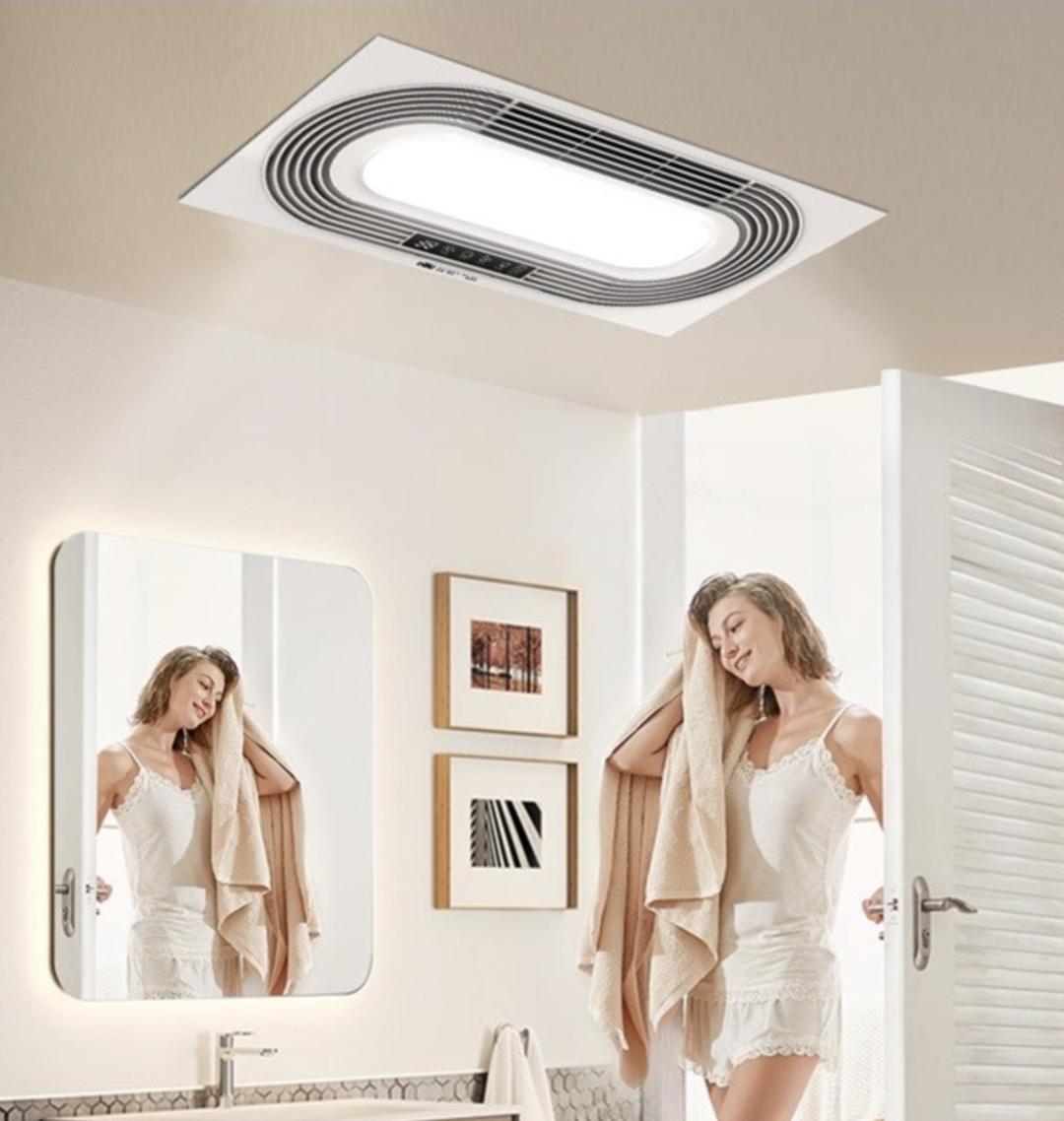 雷士照明上新离线声控浴霸,免WIFI免APP,专利热环流风道,全面革新暖浴体验!