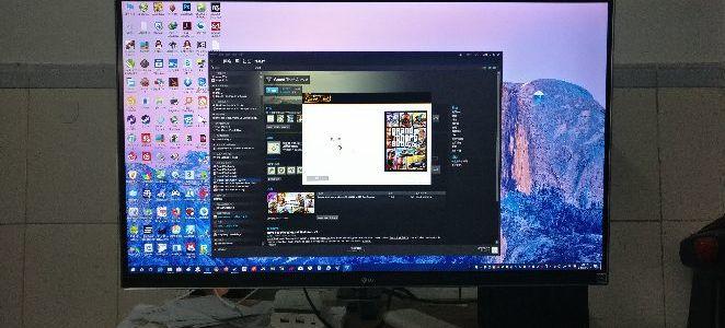 #原创新人#2900元的窄边4K屏—LG 27UD69 显示器 评测