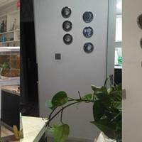 HIMETAL圓框裝飾畫 篇一:當6寸金屬框畫遇到氣質吧臺