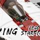 #本站首晒#红白相间的危险小箭头:LEGO 乐高 星球大战系列 75175 A 翼战机