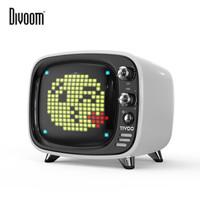 能玩又能听的Divoom Tivoo像素蓝牙音箱评测