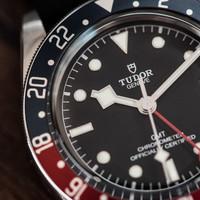 想买劳力士最新红蓝圈GMT但是预算不足?帝舵这块新品可能是你的最佳选择!