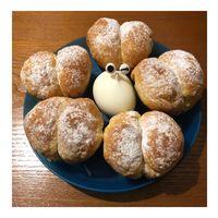 胖胖来烘焙 篇三:#全民分享季#可爱造型的糯米小餐包