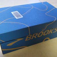 跑鞋 篇二:没事怀波旧,小温馨的Brooks pureflow 4浅谈