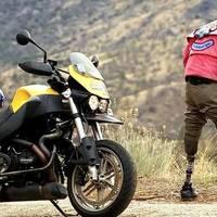 #两轮载魂#话题原创征稿:摩托骑行是一种怎样的体验?
