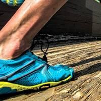 《真健》 篇四:光脚不怕穿鞋的?今天我们聊聊赤足跑