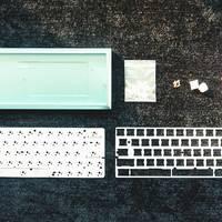手把手教你用拼乐高的方式拼一把属于自己的客制化机械键盘