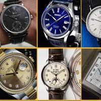 2018 表态腕表大赏 —今年最值得买的男士正装腕表都在这儿了!