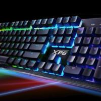 存储厂商的外设产品:ADATA 威刚 发布 XPG INFAREX K10键盘 及 M20鼠标