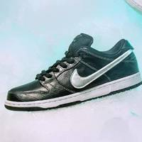 为了记忆中的钻石---Nike Dunk SB Low Black Diamond