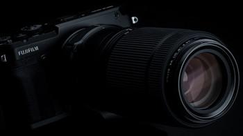 继续发力中画幅系统 富士发布GF100-200mm F5.6 R LM OIS WR中长焦变焦镜头
