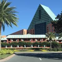 我住过的那些SPG酒店 篇二十八:喜来登酒店竟然还有这样的—Walt Disney World Dolphin
