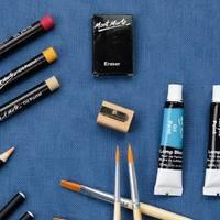 给孩子准备一套完整的绘画工具:蒙玛特(Mont Marte)儿童绘画工具套装 174件