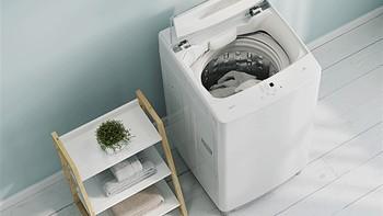 8KG全自动波轮洗衣机799元 红米首款大家电