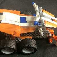"""积木机器人 篇一:宝宝梦寐以求的""""超能力""""机器人"""