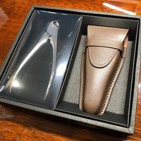 护理用品 篇一:SUWADA mirro&classic指甲钳开箱附使用心得