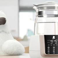 新物体验 篇三:小白熊恒温调奶器——居家奶爸的坚强护体