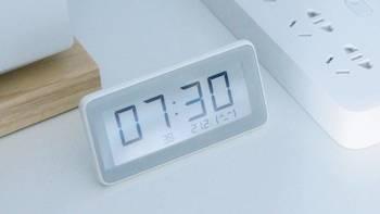 「超逸酷玩」米家温湿监测电子表可不只是一款电子表呐!