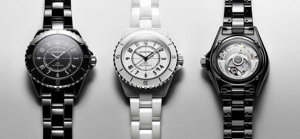 「1分钟表态」Vol.8:Chanel J12 新机芯亮相 我们不止非黑即白