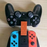 让 PS4/Xbox 手柄玩转 Switch 的小砖头——八位堂无线接收器