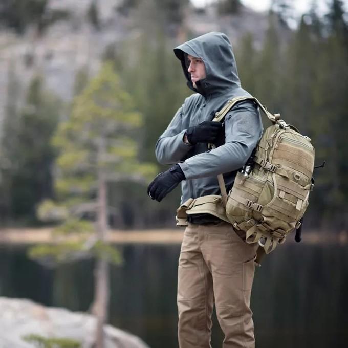 没有一只战术背包,你算哪门子硬汉?