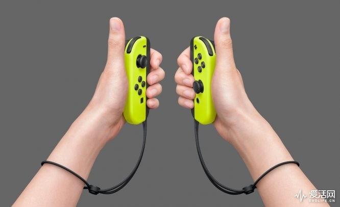 拯救官方手柄受害者,任天堂将为Switch Joy-Con提供终身保修