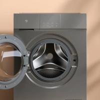 小米发布洗衣机新品——米家变频滚筒洗衣机1S 8kg
