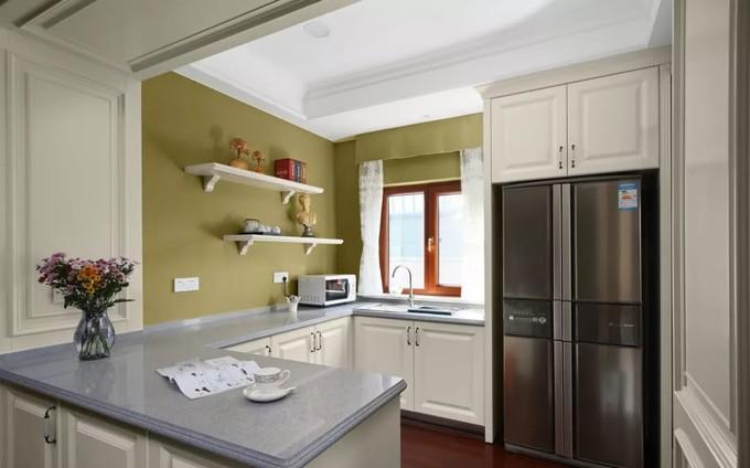 中国人最常问的7个厨房问题,小空间、没收纳、乱设计、选材质...解决方案都列好了