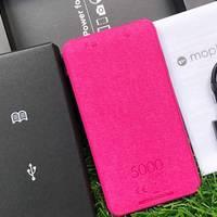 苹果合作品牌-mophie 之日常5000mAh充电宝