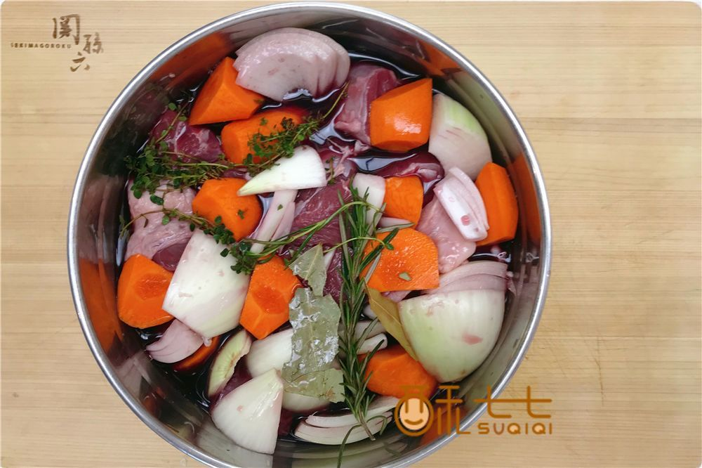 零厨艺也能轻松做出法式硬菜!