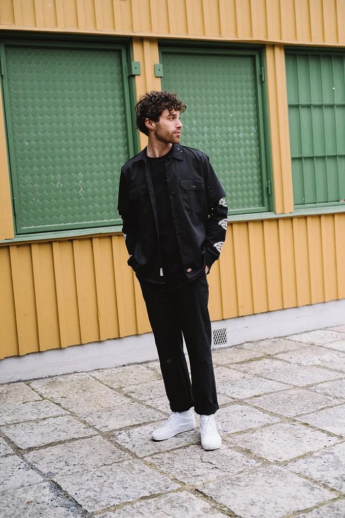 工作服也要优雅:Dickies 帝客 Life系列2019年秋冬上新丝绒、抓绒和拼接服饰单品