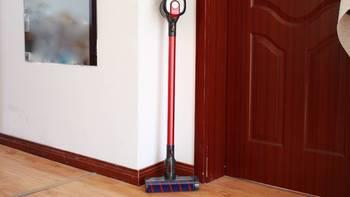 我的智能家居 篇二:不用弯腰不用愁,Dibea手持吸尘器助我快速清洁地面垃圾