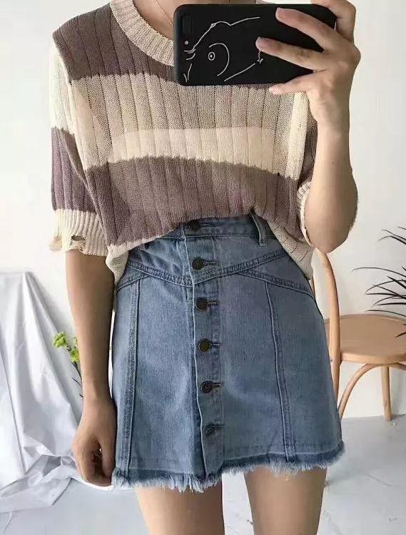 换季不用愁!你想要的风度和温度,一件针织衫就可以满足!   换季必备