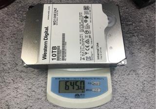 不到¥600的10T硬盘香不香?